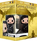 Game of Thrones (Season 5) - 5-DVD Box Set & Jon Snow Figurine ( Game of Thrones - Season Five (10 Episodes) ) [ Blu-Ray, Reg.A/B/C Import - Netherlands ]