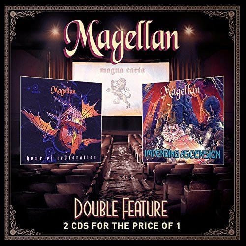 Price comparison product image Magellan: Double Feature