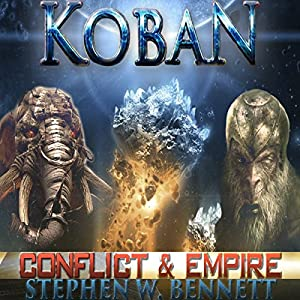 Koban: Conflict and Empire Audiobook