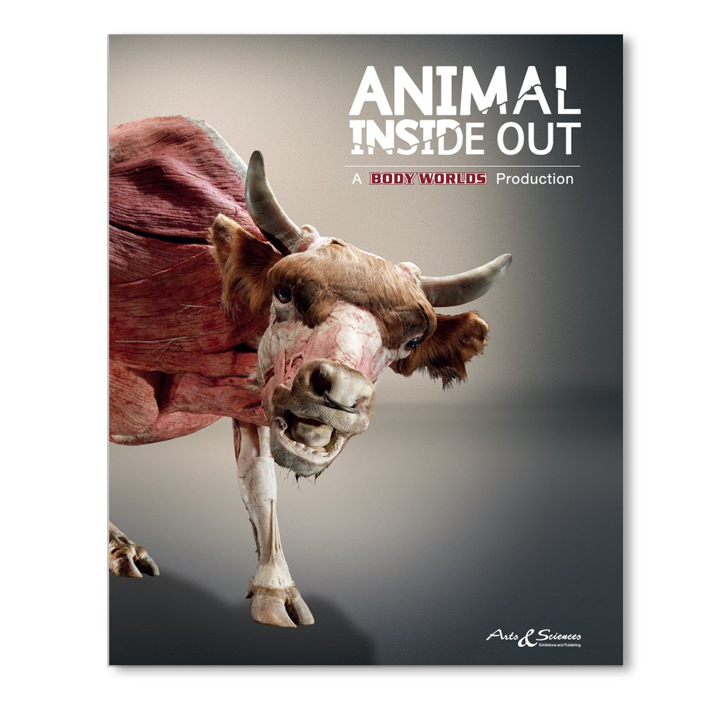 BODY WORLDS: Animal Inside Out - Catalog on the Exhibition: Gunther ...