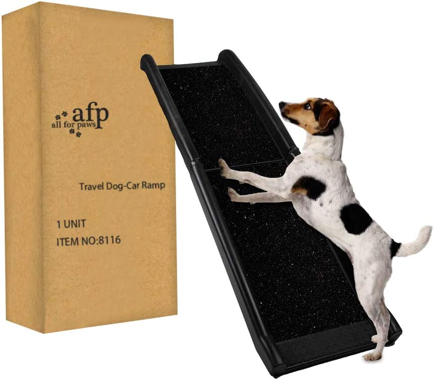 ALL FOR PAWS Pet Ramp Dog and Cat Ramp Lightweight Portable