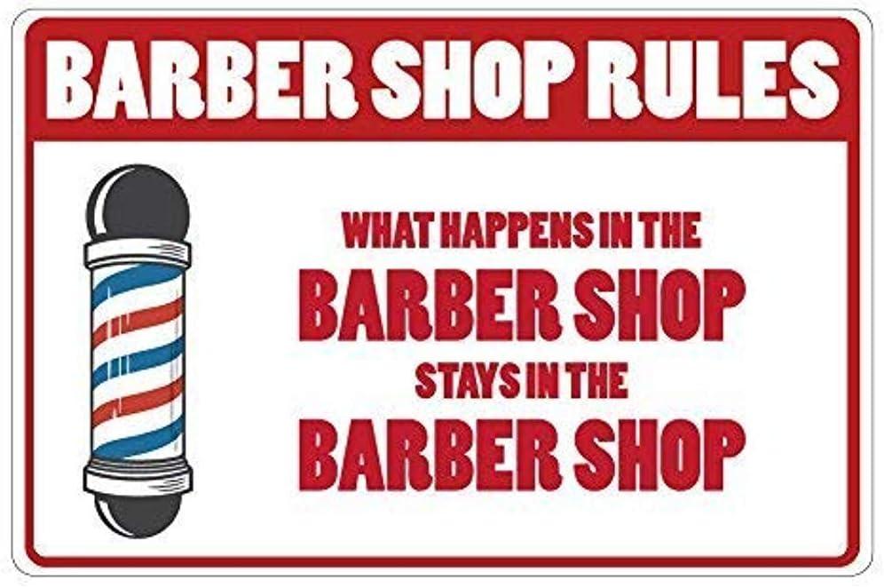 518 Barber Shop Signs Barber Shop Vintage Style Barber Shop Sign Metal Sign