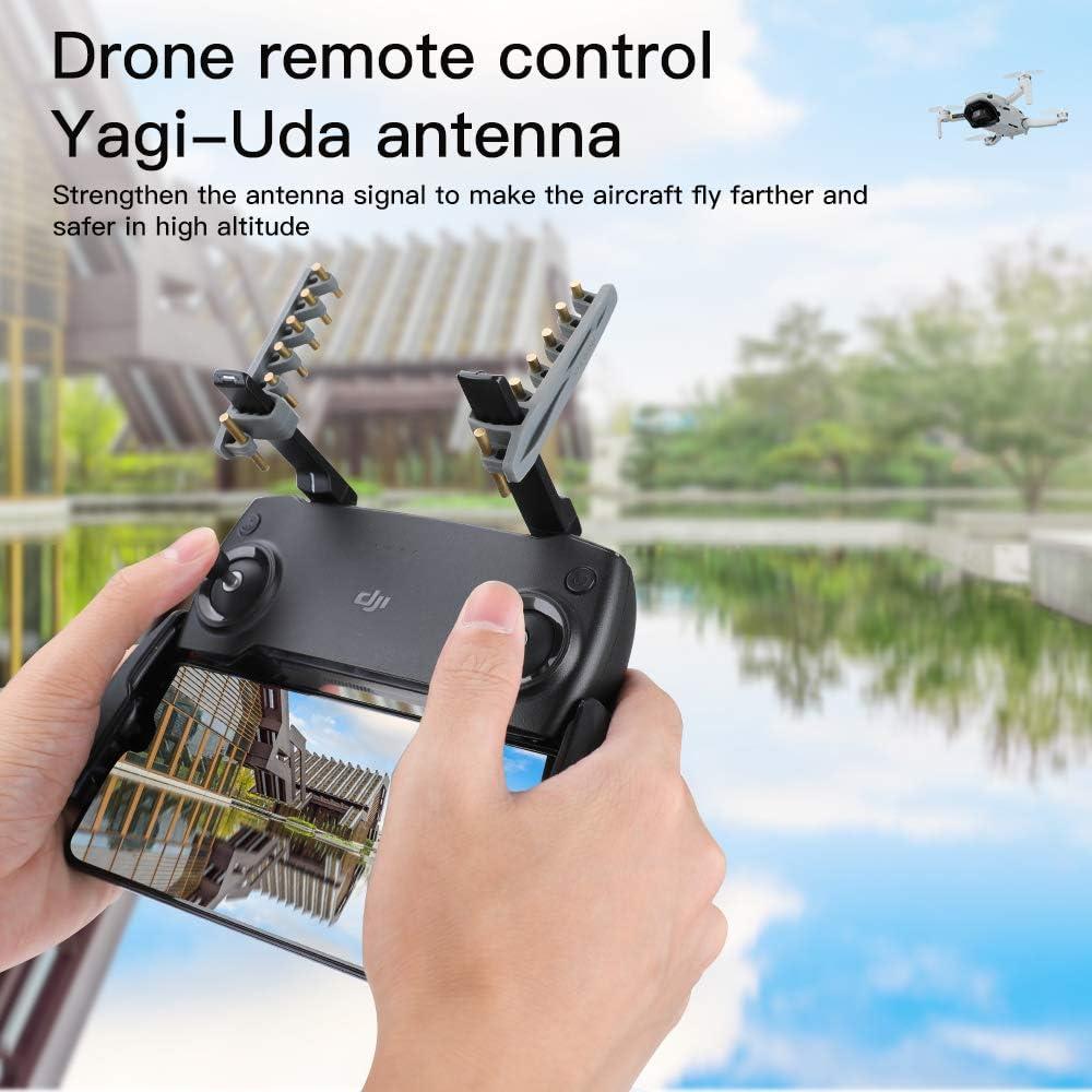 FIMI X8SE 2020 FIMI A3 Drone Mavic PRO Mavic Mini Phantom Series iEago RC Amplificatore del Segnale Distanza di Volo Estesa Antenna Universale per Telecomando UAV per DJI Mavic Air 2