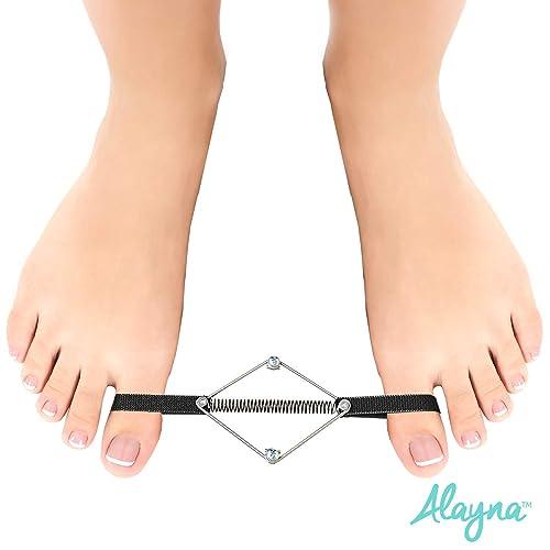 Alayna Toe Straightener
