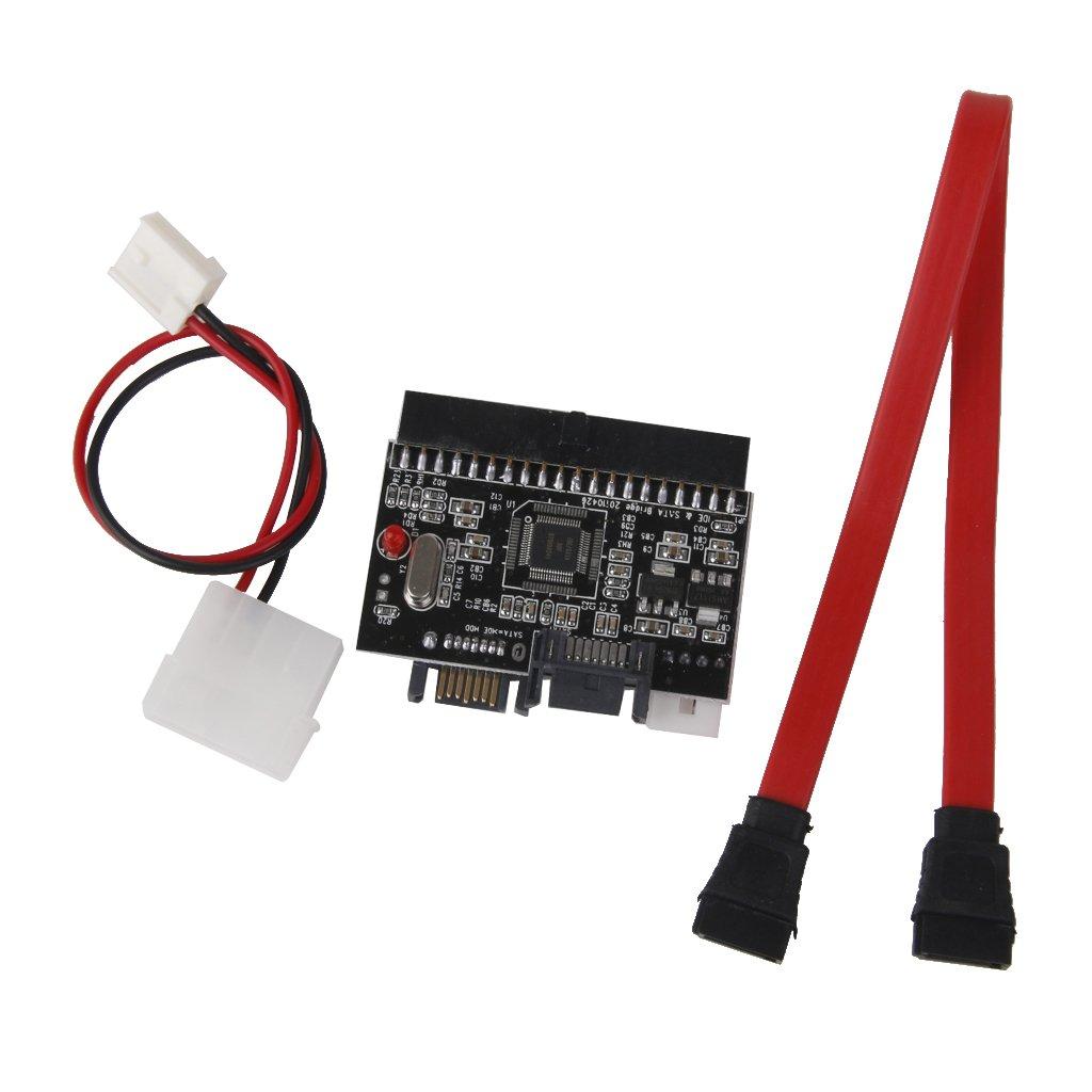 PATA / IDE Al Disco Duro De Interfaz SATA Convertidor Adaptador De Disco Duro Serial ATA Genérico STK0114019090