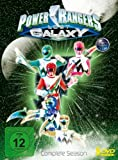 Power Rangers Lost Galaxy - Die komplette Staffel [5 DVDs]