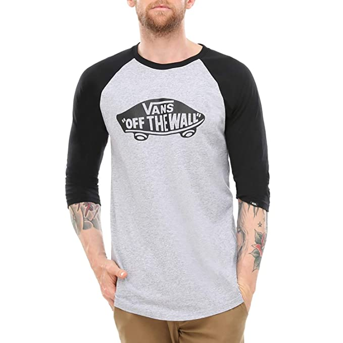 Vans Otw Raglan Camiseta 4eac19425b4