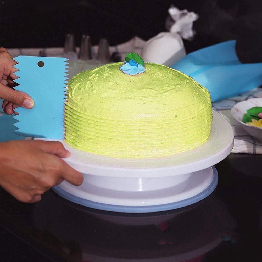 ケーキを飾って埋めるためのクリームの種類