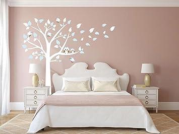 Rocwart Baum Wandaufkleber Familiy Blossom Fur Wohnzimmer
