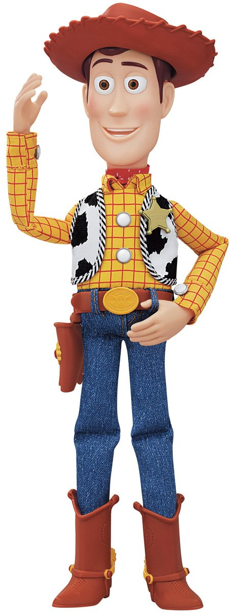 Toy Story Talking Action Figure Woody 2011