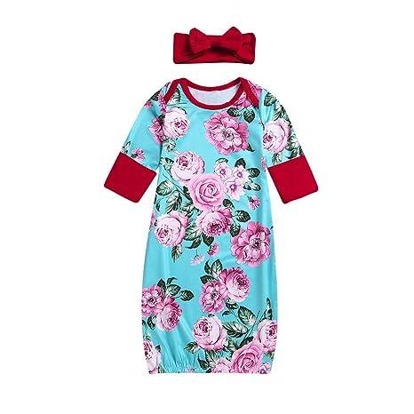 Amazon.com: NUWFOR - Conjunto de trajes de bebé recién ...