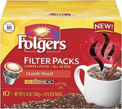 Folgers Classic Roast Ground Coffee, Medium Roast, 30.5 Ounce by J.M. Smucker Company