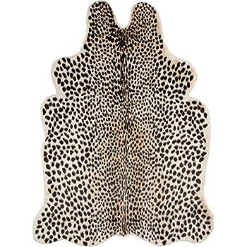 Amazon Com Erin Gates Acadia Collection Cheetah Faux Hide