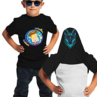 Amazon.com: DAGARR F-G-Tee-V Youth Ask Me About My Ninja ...
