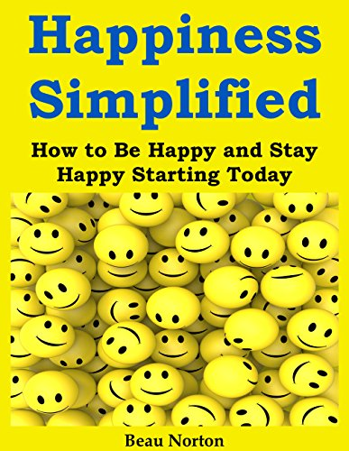 Happiness Simplified Happy Starting Today ebook product image