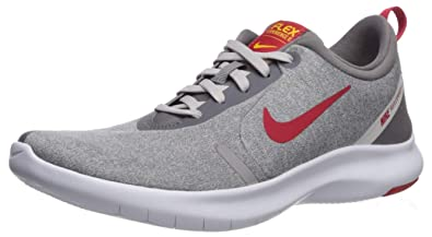 new arrival 66c98 28f34 Nike Men s Flex Experience Run 8 Shoe, Gun Smoke University red - vast Grey