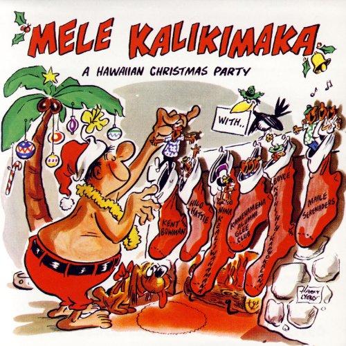 Mele Kalikimaka - A Hawaiian Christmas Party