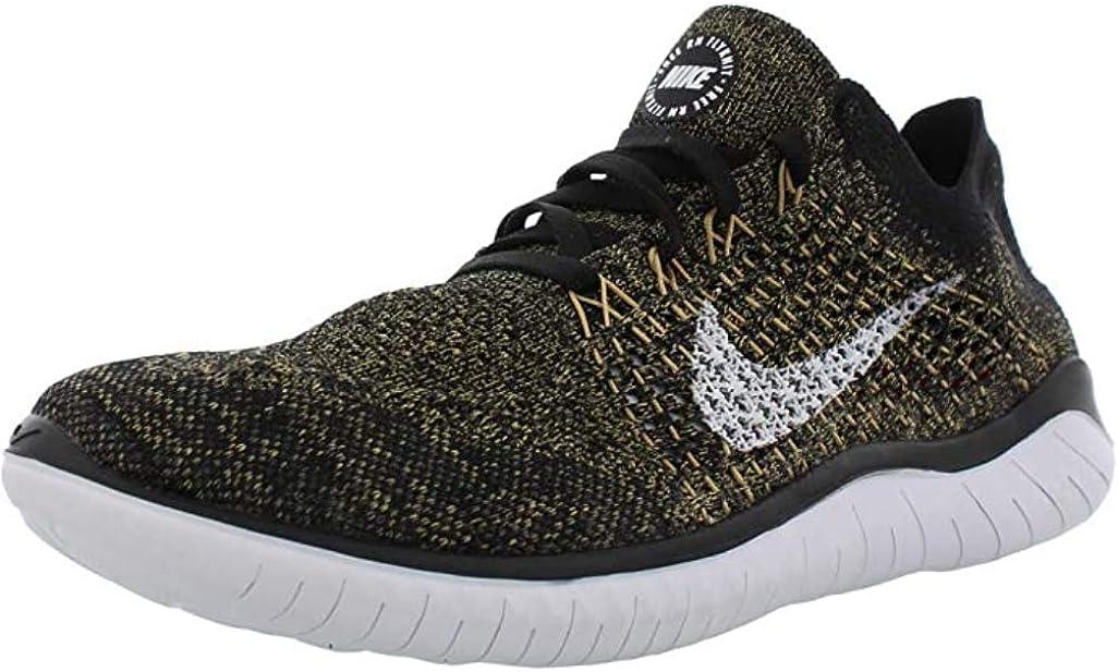perecer Surtido trono  Nike Men's Free RN Flyknit Running Shoe | Road Running - Amazon.com