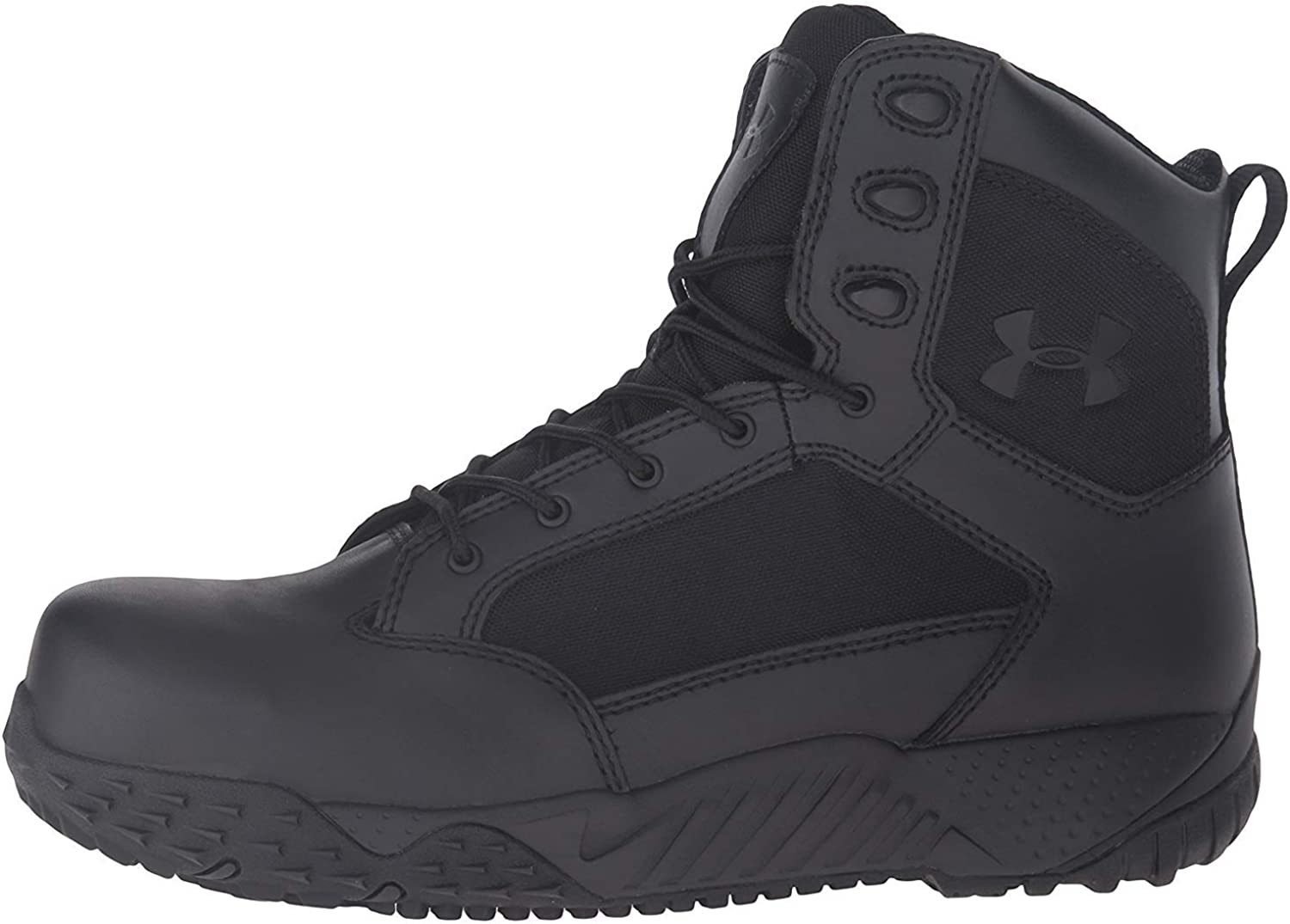 Under Armour Men's Stellar Tac Protect Military and Tactical Boot: Shoes