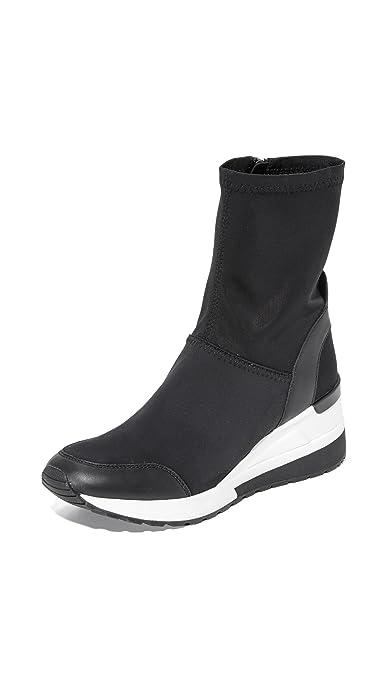 Michael Kors Botines Mujer Nuevo Ace Stretch Negro EU 38.5 43F6ACFE5D: Amazon.es: Zapatos y complementos