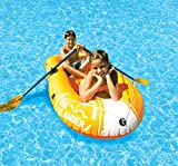 Poolmaster 87420 Swimming Pool and Lake Inflatable Boat, Islander