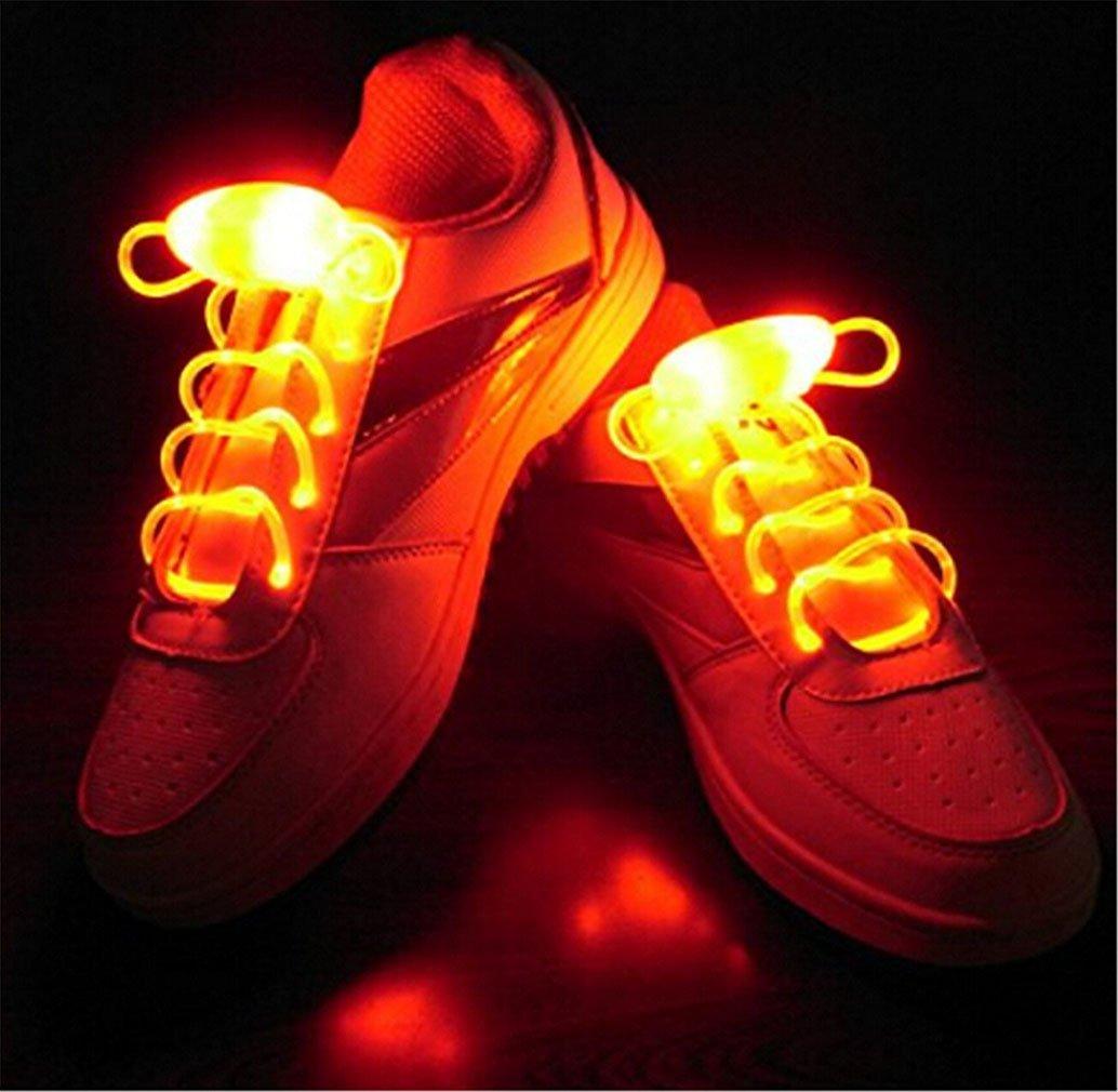 Amazon.com: green led shoelaces light up laces: home & kitchen