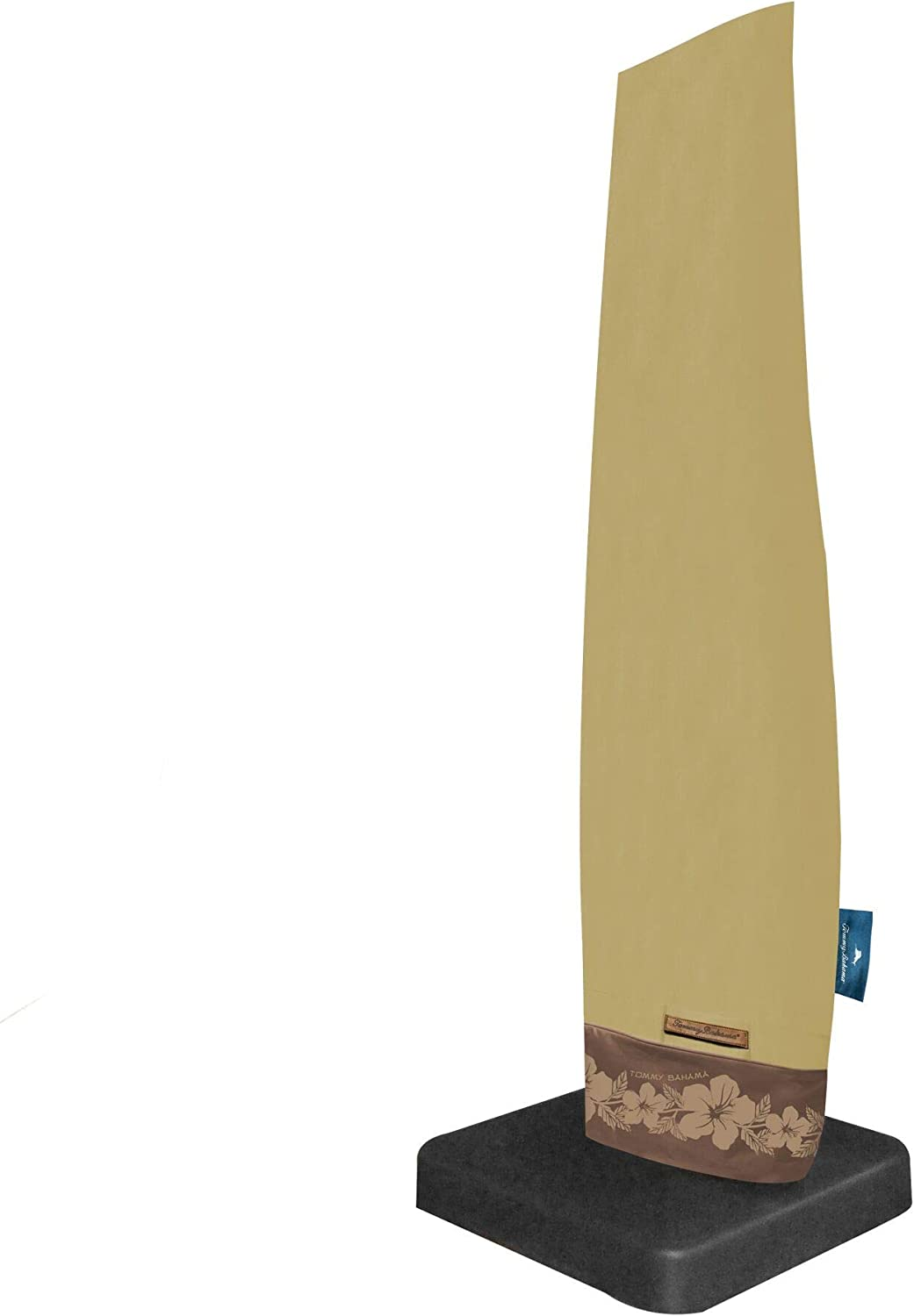 Tommy Bahama 29602 Cantilever Patio Umbrella & Frame Cover, Tan/Brown