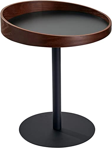 Adesso Crater End Table