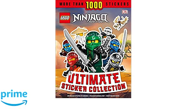 Ultimate Sticker Collection: Lego Ninjago Lego Ninjago ...
