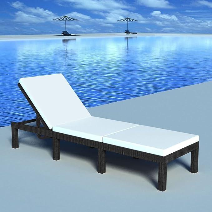 dondans - Muebles de jardín, Asientos de Exterior, Tumbona ...