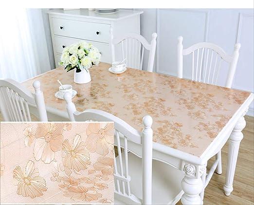 SUPWRK Mantel Impermeable Mantel Impermeable Transparente Floral ...