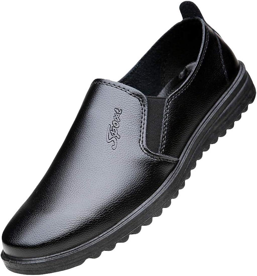 Jiyaru Kitchen Shoes Mens Waterproof