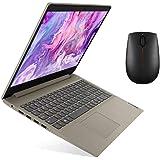 Lenovo ideapad 15,6 pulgadas IPS portátil, Intel Core 10th Gen i3-1005G1 procesador de doble núcleo, 4 GB de memoria…