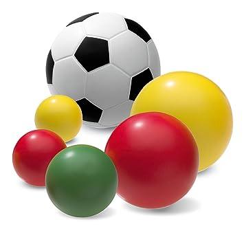Sport-Thieme - Pelota de espuma de poliuretano plástico pelotas de Juego: Amazon.es: Deportes y aire libre
