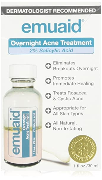 how to treat breakouts overnight