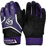 Best Louisville Slugger Batting Gloves - Louisville Slugger Omaha Adult Batting Gloves - Large Review