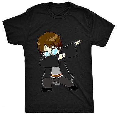 2804581cd 8TN Dabbing Harry Dab - Funny Kids Fan Potter Wizard Unisex-Children T Shirt:  Amazon.co.uk: Clothing