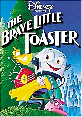 Amazon The Brave Little Toaster Jon Lovitz Timothy E Day