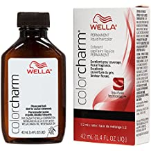 Wella Charm Liquid Permanent Hair Color, 356/4r Cinnamon Brown