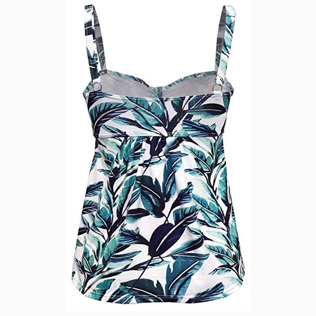441e1c864d Amazon.com: Luweki Womens One Piece Swimsuits for Women Tummy Control Plus  Size Swimwear Push Up Bikini Tankini Bathing Suits Tops Green: Clothing