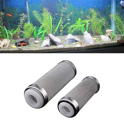 Gaddrt - Filtro para acuario, filtro de red para peces, protección ...