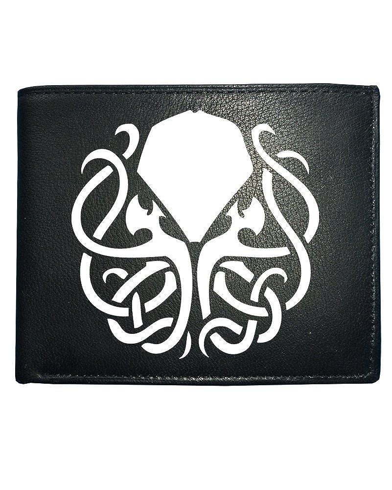 Cthulhu God Symbol Lovecraft Occult Cthulhu Mythos Mens Leather