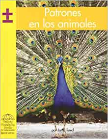 Patrones en los animales (Yellow Umbrella Spanish Early Level