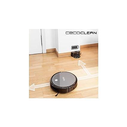 Robot Limpieza Cecoclean 5042 (Excellence 990)  (Negro)