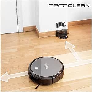 Robot Limpieza Cecoclean 5042 (Excellence 990)  (Negro): Amazon.es: Hogar