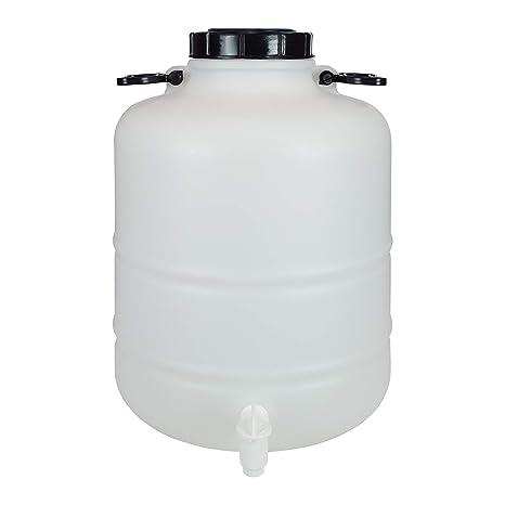 Bidon 60 litros Cierre rosca PLASTICOS HELGUEFER