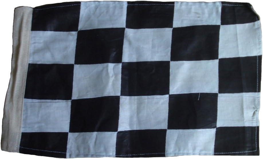Raceing Nascar Signal Flag 8 x 13 Brass Blessing The Flag of Nascar Sports Car Race Racking 100/% Cotton