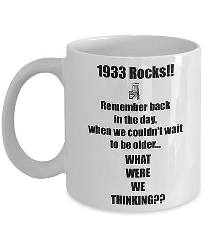 Happy 85th Birthday Mug 85 Year Old Born In Coffee Tea Cup Gift Ideas For Women