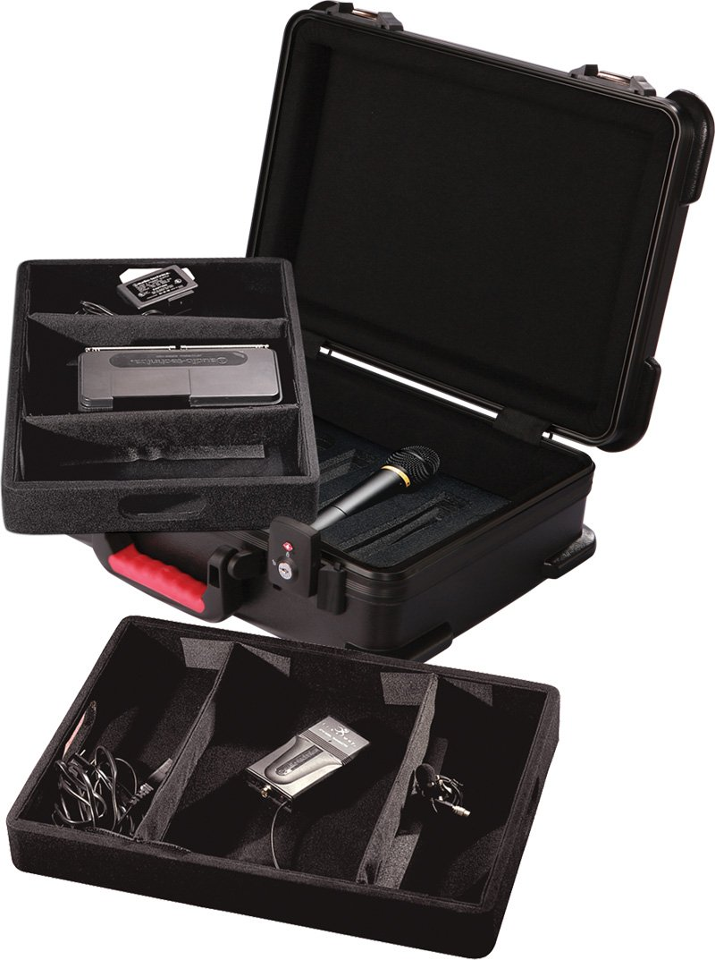 Gator GM-7W-TSA Microphone Case
