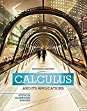 img - for Calculus and Its Applications Plus MyLab Math with Pearson eText -- Access Card Package (11th Edition) (Bittinger, Ellenbogen & Surgent, The Calculus and Its Applications Series) book / textbook / text book